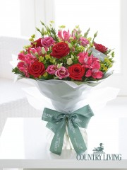 Country Living Vivid Beauty Hand-tied