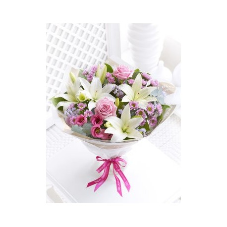 Grandparents' Day Pastel Hand-tied